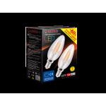 Светодиодная лампа LED C37 F DBL 5W E14 3000K