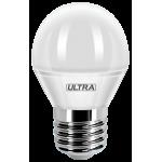 Лампа светодиодная LED G45 5W E27 4000K
