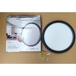 Светодиодный светильник ULTRA LED NR 12W 4000K Black