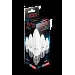 Светодиодная лампа ULTRA LED C37 8.5W E27 4000K