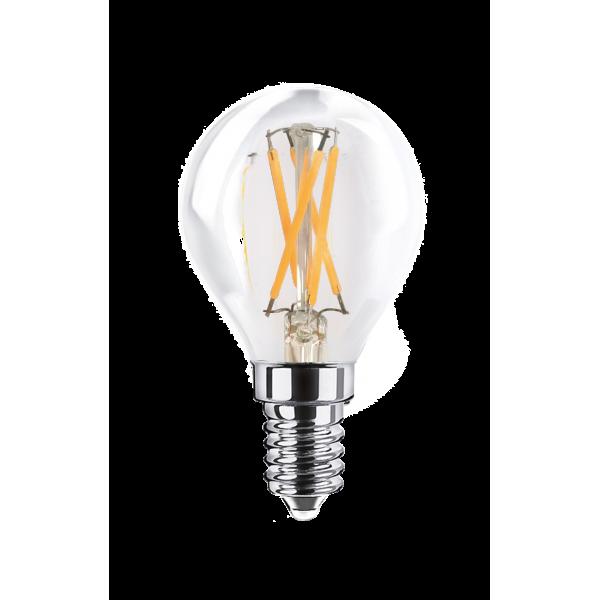 Светодиодная лампа ULTRA LED G45 F 4W E14 3000K
