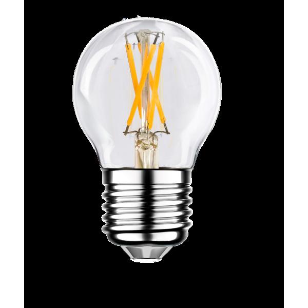Светодиодная лампа ULTRA LED G45 F 4W E27 3000K