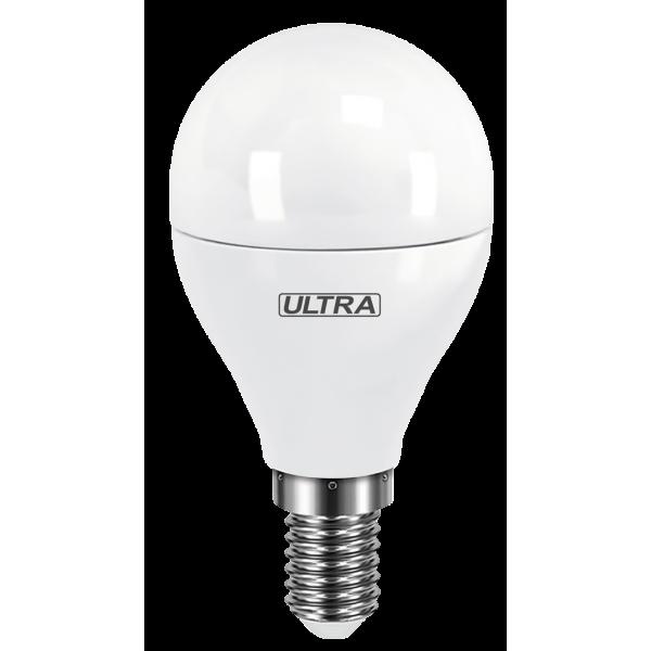 Светодиодная лампа ULTRA LED G45 7W E14 3000K