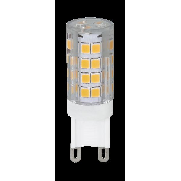 Лампа светодиодная Ultra G9 5W 3000K(блистер 2шт./уп.)