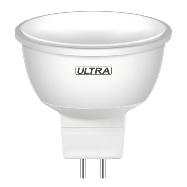 Светодиодная лампа ULTRA LED MR16 5W 3000K