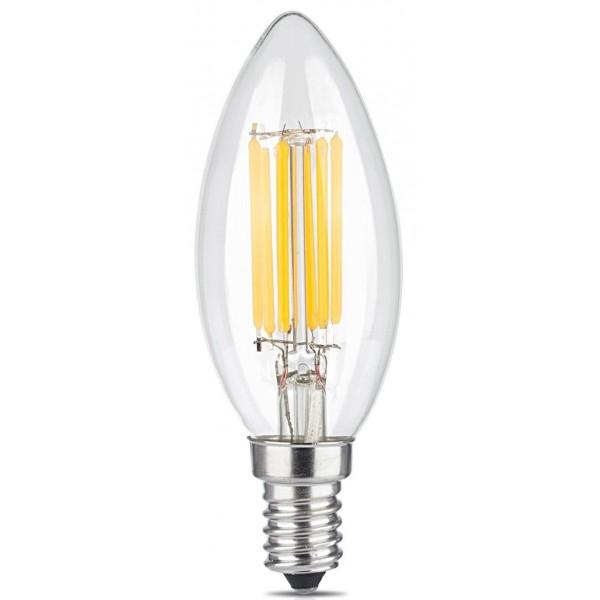 Лампа светодиодная LED C37 F 5W E14 4000K